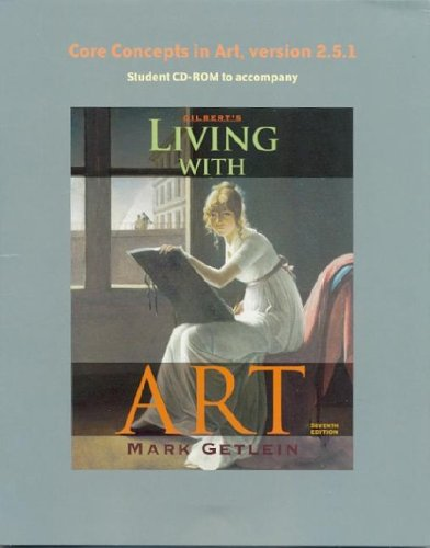 9780072985030: Living with Art's Core Concepts in Art, Version 2.5