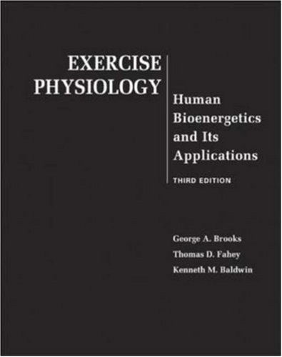 9780072985405: Exercise Physiology: Human Bioenergetics and Its Applications with PowerWeb Bind-in Card