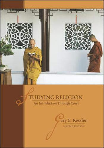 9780072986198: Studying Religion: An Introduction Through Cases