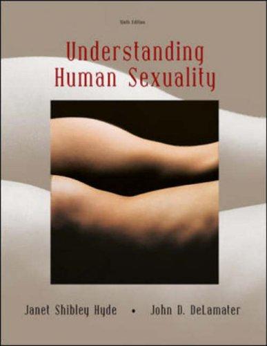 9780072986365: Understanding Human Sexuality