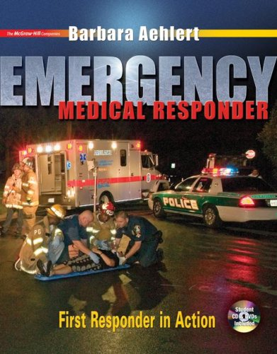9780072986440: Emergency Medical Responder: First Responder in Action
