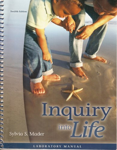 9780072986822: Inquiry into Life