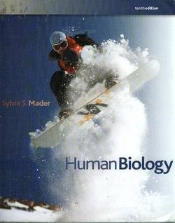 9780072986860: Human Biology
