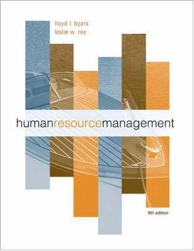9780072987287: Human Resource Management