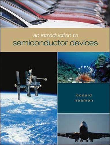 An Introduction to Semiconductor Devices (Hardback): Donald A. Neamen
