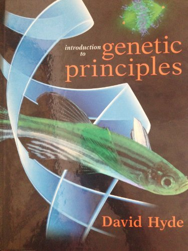 9780072987607: Introduction to Genetic Principles