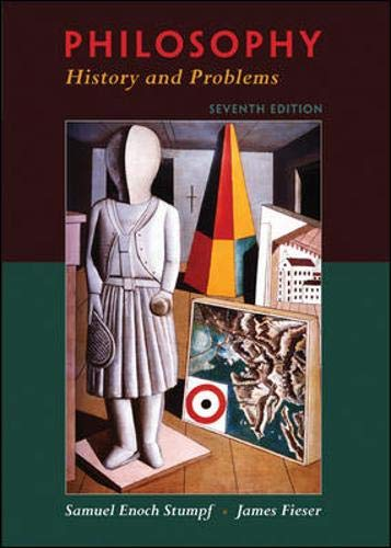9780072987829: Philosophy: History and Problems
