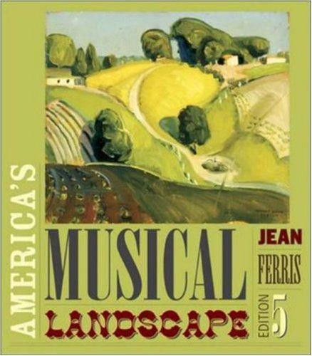 9780072989199: America's Musical Landscape