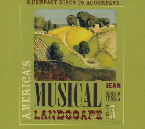 9780072989205: America's Musical Landscape