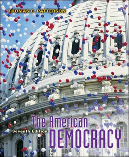 9780072989311: The American Democracy, with PowerWeb