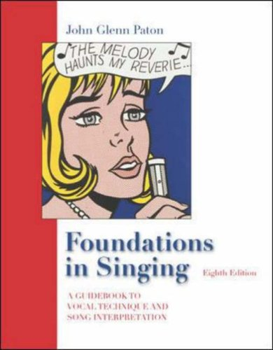 9780072989793: Foundations In Singing