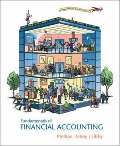 9780072992571: Fundamentals of Financial Accounting