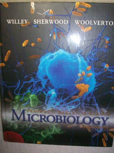 9780072992915: Prescott / Harley / Klein's Microbiology, 7th Edition