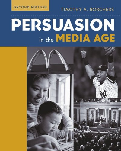 9780072993370: Persuasion in The Media Age with PowerWeb