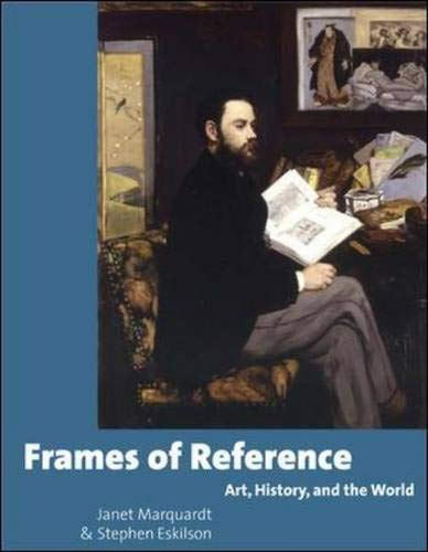 9780072993394: Frames of Reference:  Art, History, and the World with CD-ROM