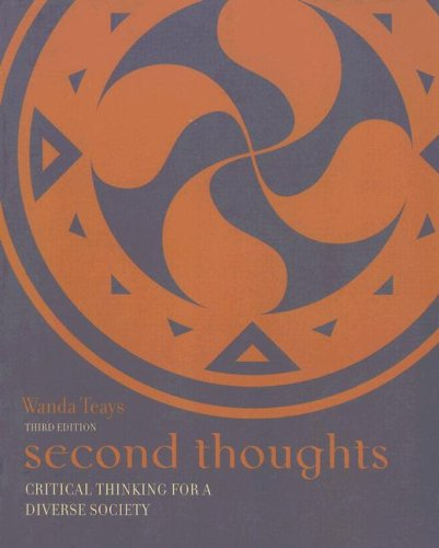 9780072993509: Second Thoughts: Critical Thinking for a Diverse Society