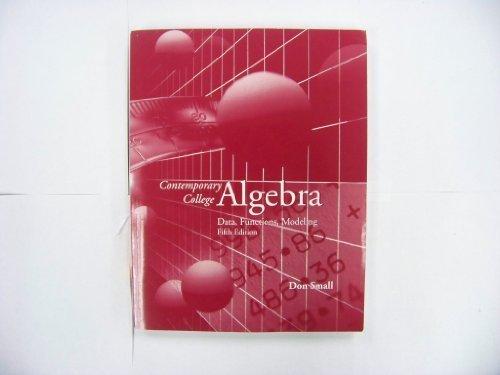 9780072993837: Contemporary College Algebra