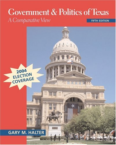 9780072994513: Government and Politics of Texas