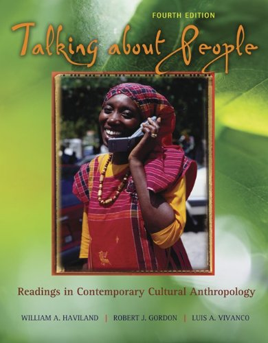 9780072994810: Talking About People: Readings in Contemporary Cultural Anthropology