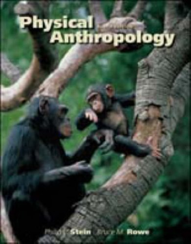 9780072994834: Physical Anthropology