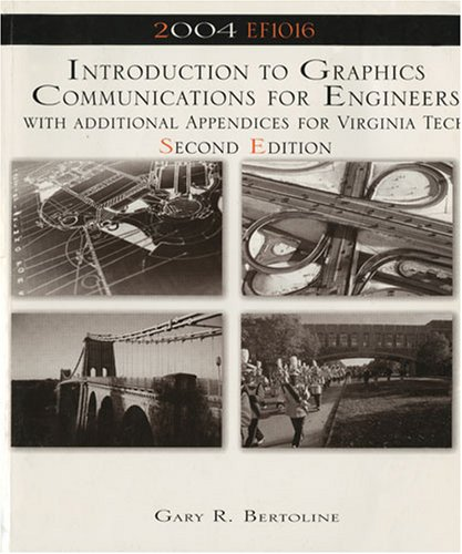 Introduction to Graphics Communication for Engineers (2004: n/a