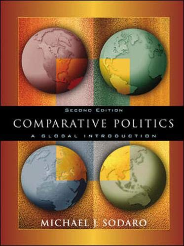 9780072996135: Comparative Politics with Powerweb