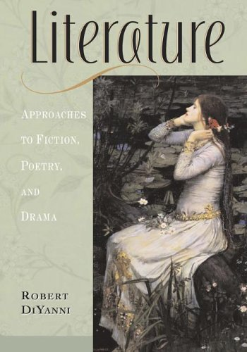 9780072996180: Literature: Approaches (Hardcover) with free ARIEL CD-ROM