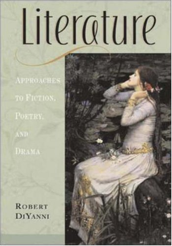 9780072996234: Literature: Approaches (Paperback) with Free ARIEL CD-ROM