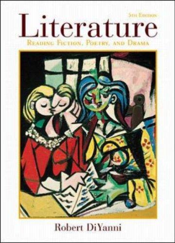 Literature with Free ARIEL CD-ROM: Diyanni Robert
