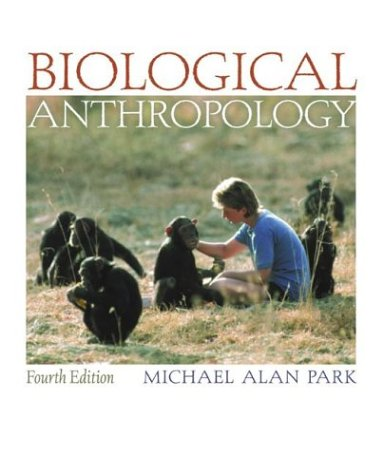 9780072996357: Biological Anthropology with PowerWeb