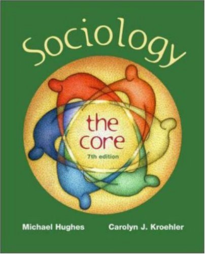 9780072996364: Sociology: The Core, with PowerWeb