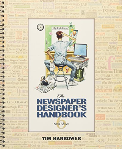 9780072996692: The Newspaper Designer's Handbook