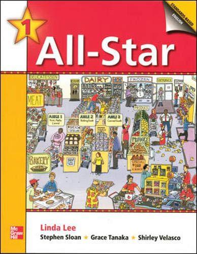 9780072997453: All-Star - Book 1 (Beginning) - Set of Transparencies (Print) (Bk. 1)