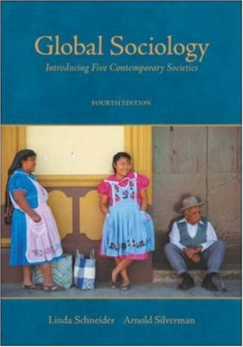 9780072997521: Global Sociology: Introducing Five Contemporary Societies