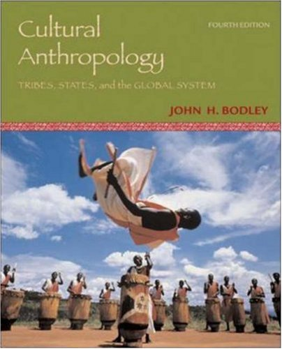 9780072997675: Cultural Anthropology: Tribes, States, and the Global System, with PowerWeb