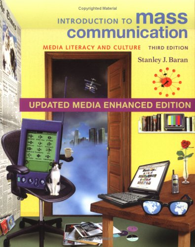 9780072998375: Introduction to Mass Communication: Media Literacy and Culture
