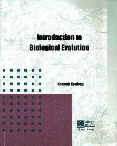 9780072998771: Introduction to biological Evolution