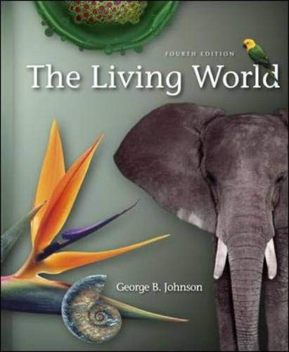 9780072999860: The Living World