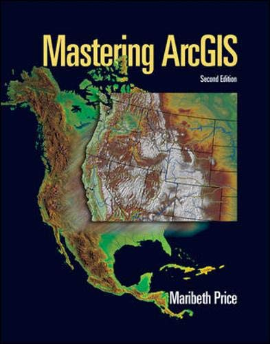 9780072999877: Mastering ArcGIS with Video Clips CD-ROM