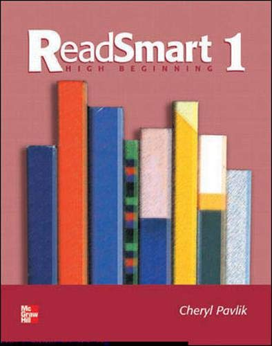 9780073010816: ReadSmart 1: High Beginning (Bk. 1)