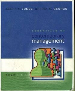 9780073011226: Essentials of Contemporary Management