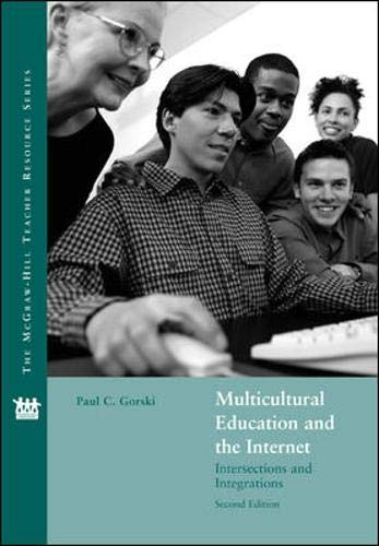 9780073011431: Multicultural Education and the Internet: Intersections and Integrations (McGraw-Hill Teacher Resource)