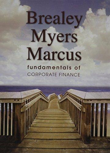 9780073012384: Fundamentals of Corporate Finance