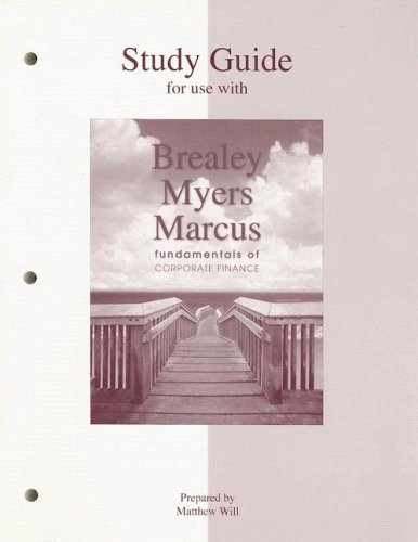 solutions to chapter 17 leasing brealey myers corporate finance Richard brealey and stewart myers chapter: 1 introduction to corporate finance efficient markets and behavioral finance chapter: 14 an overview of corporate.