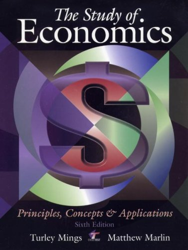 9780073012940: Cps1 Study Economics (Gen Use)