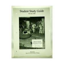 9780073013947: Student Study Guide & Map Exercise Workbook, for Traditions & Encounters Volume 1: From the Beginning to 1500, 3rd edition