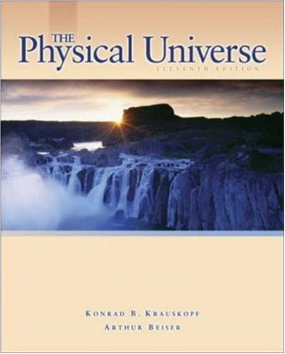 9780073014654: The Physical Universe + Online