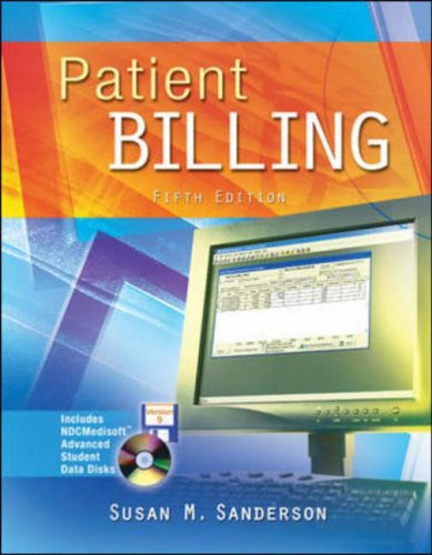 9780073014692: Patient Billing