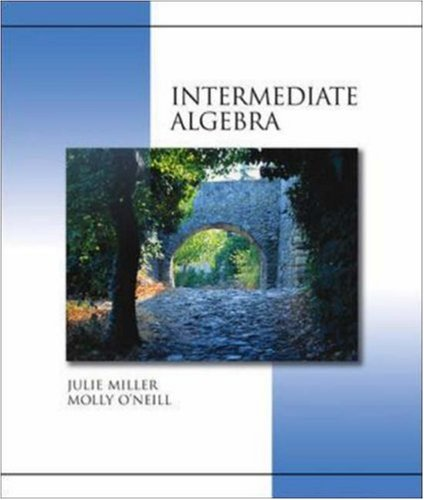 9780073016108: Intermediate Algebra (hardcover) with MathZone