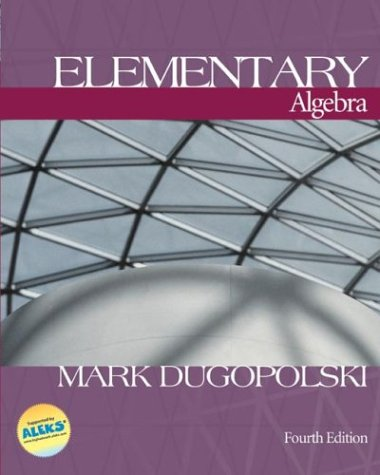 9780073016160: MP: Elementary Algebra w/ MathZone